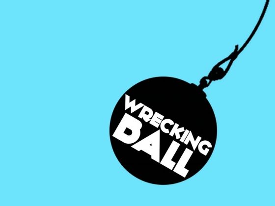WRECKING-BALL